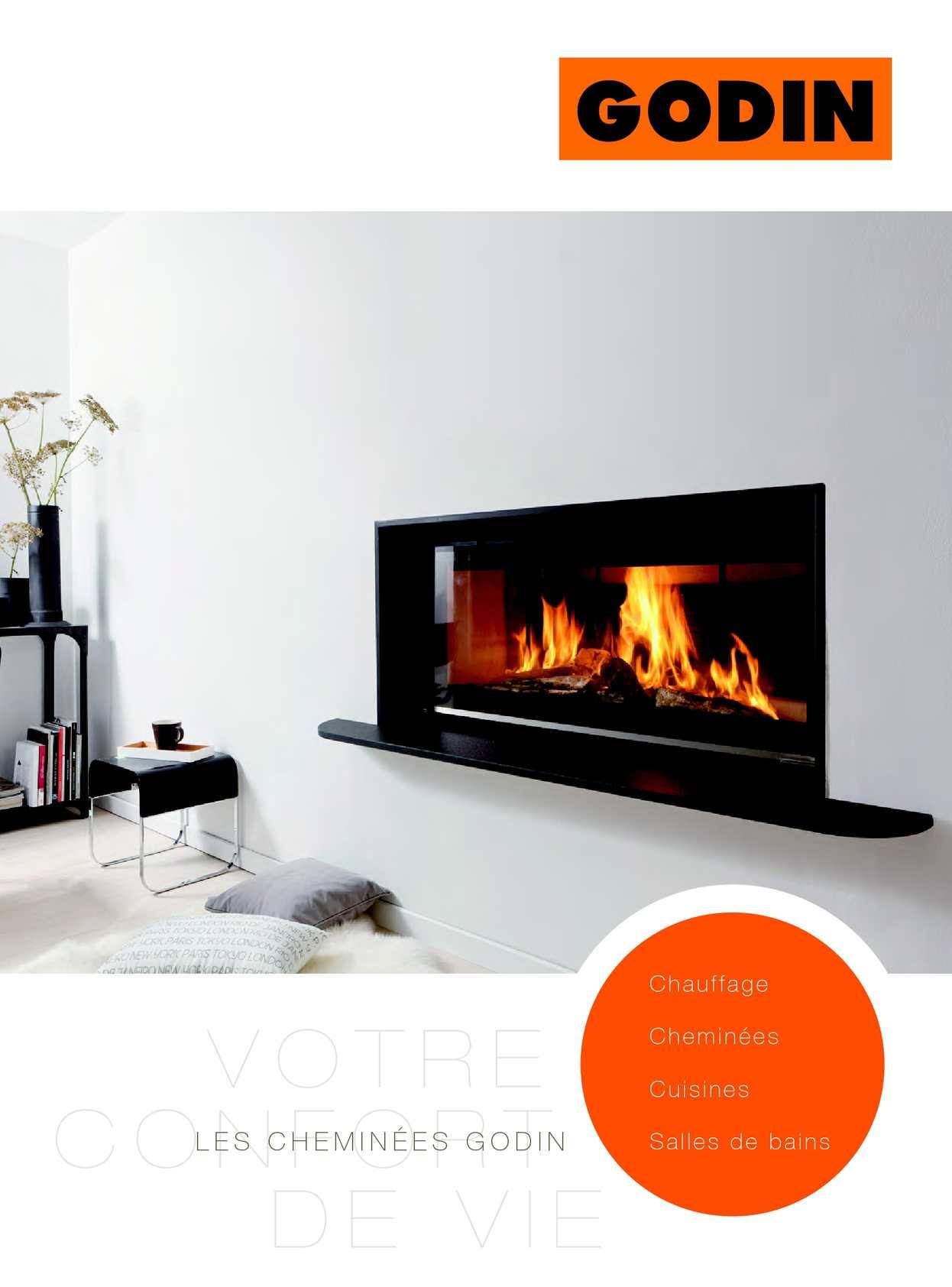 Calameo Catalogue Cheminees Godin 2012