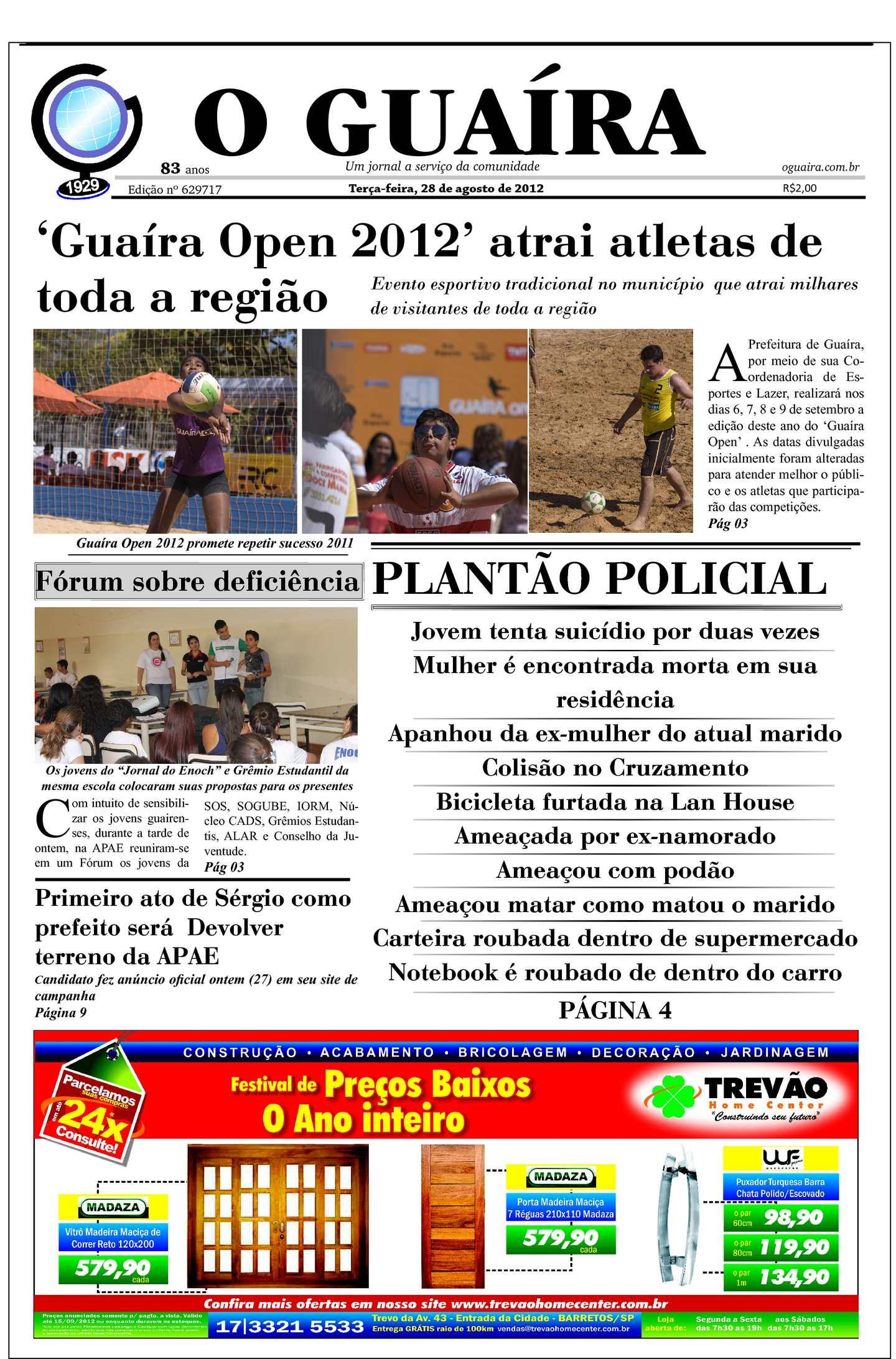 Calaméo - jornal o guaira 28 08 2012 e9127b80b4949