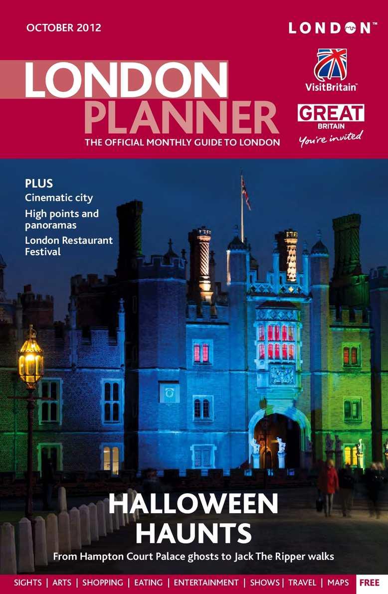 Calaméo   London Planner October 20
