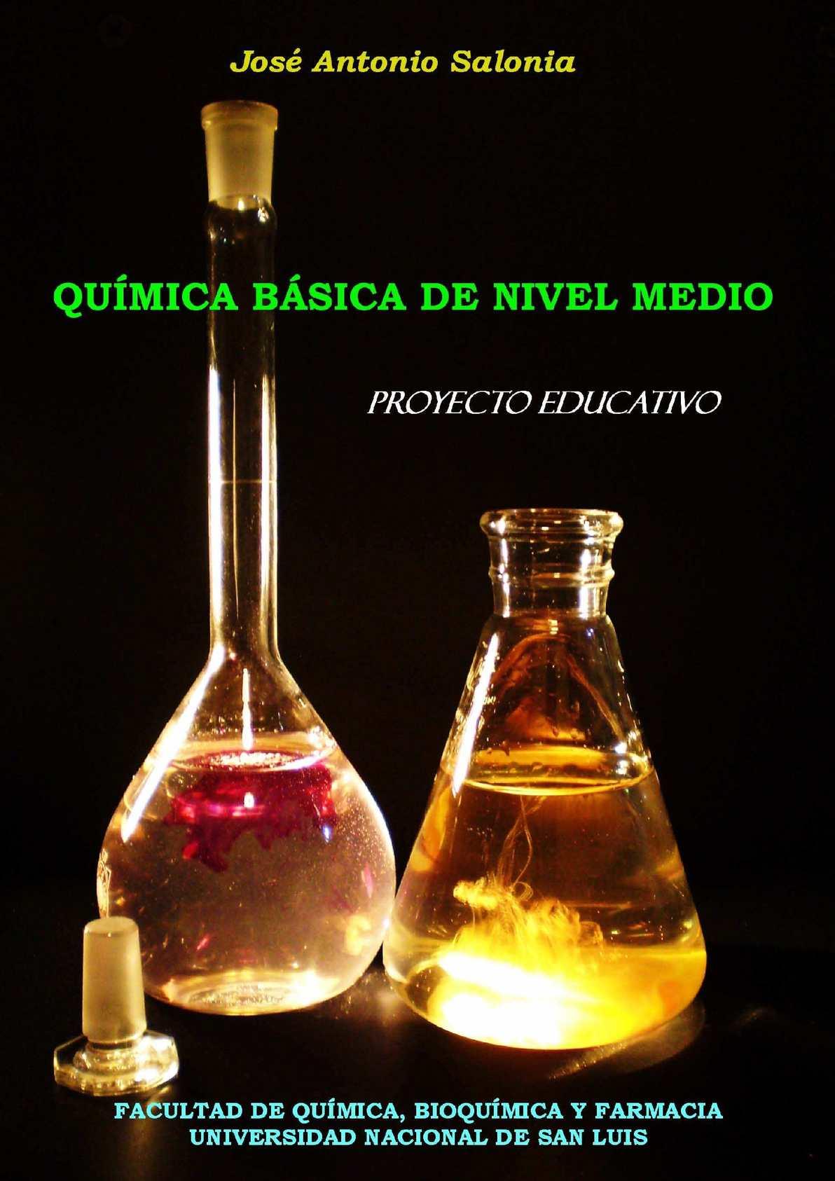 Calaméo - Quimica Basica de Nivel Medio