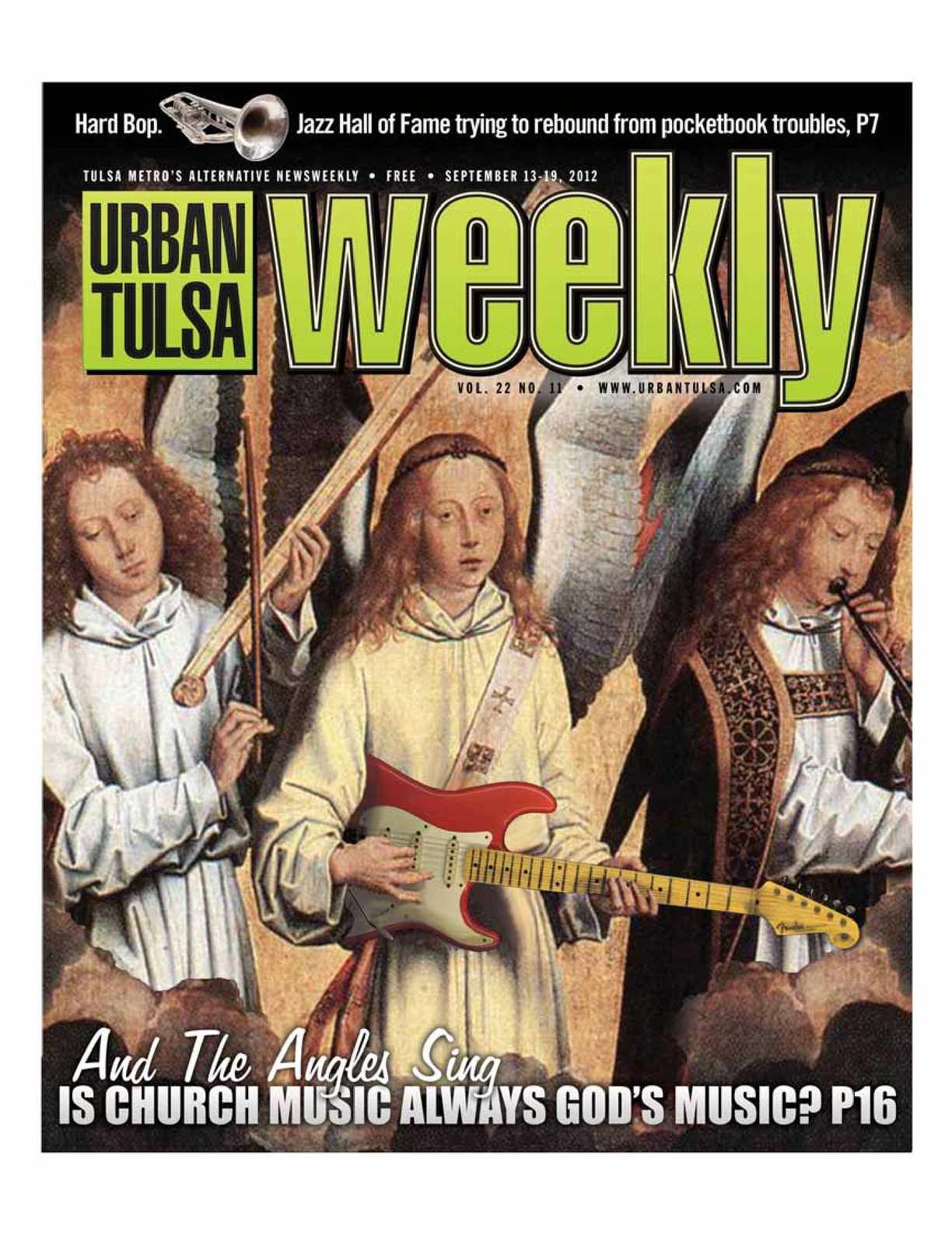 Calaméo Urban Tulsa Weekly 13 19 September 2012