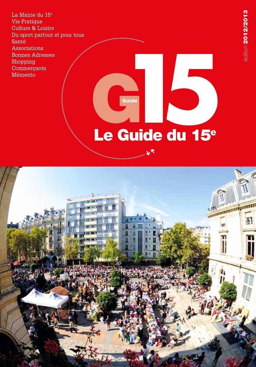 Vita Confort 25 Rue Lecourbe calaméo - guide du 15 2012 - 2013
