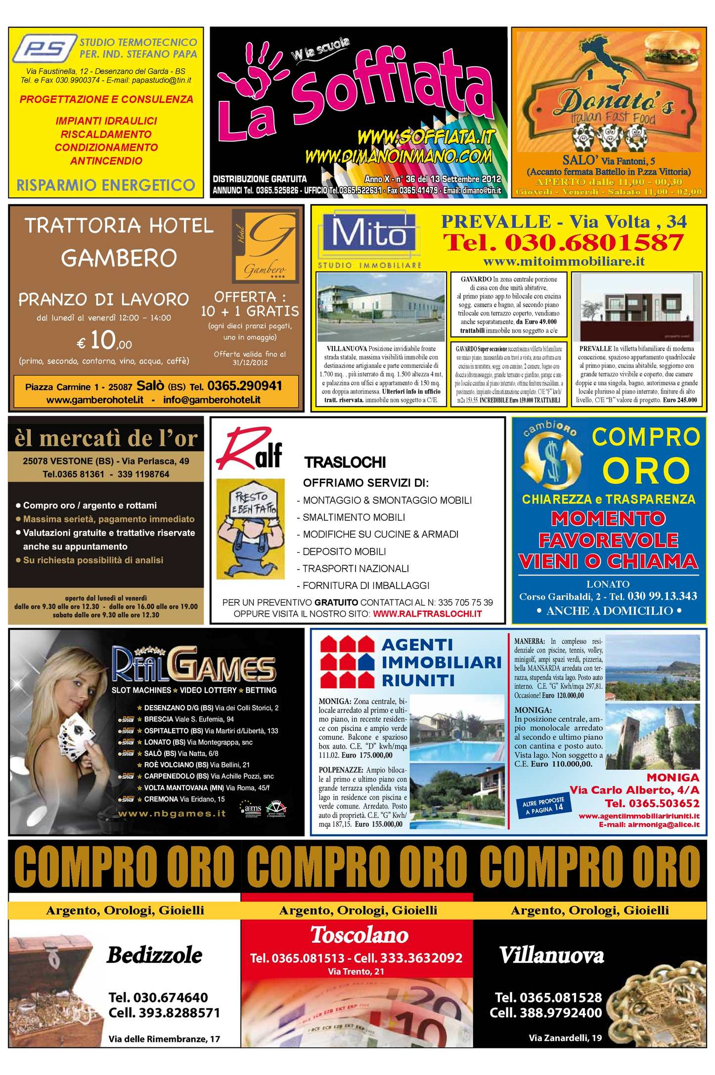 Calameo La Soffiata 13 09 2012