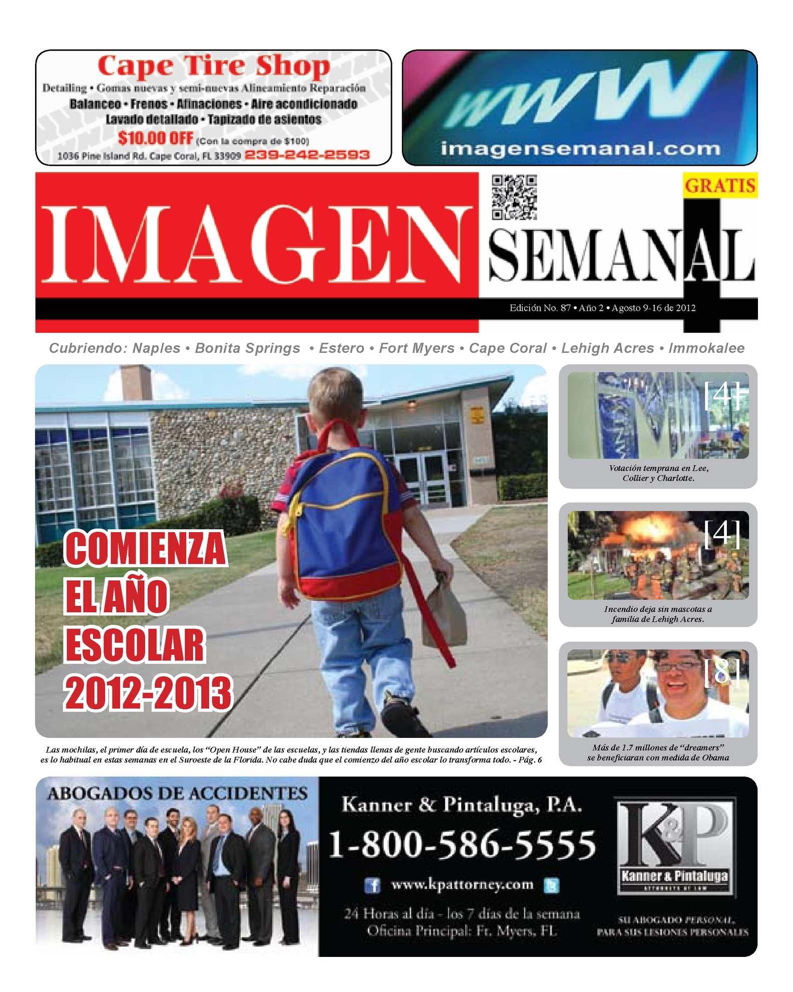 Calaméo Imagen Semanal Edicion Impresa 87