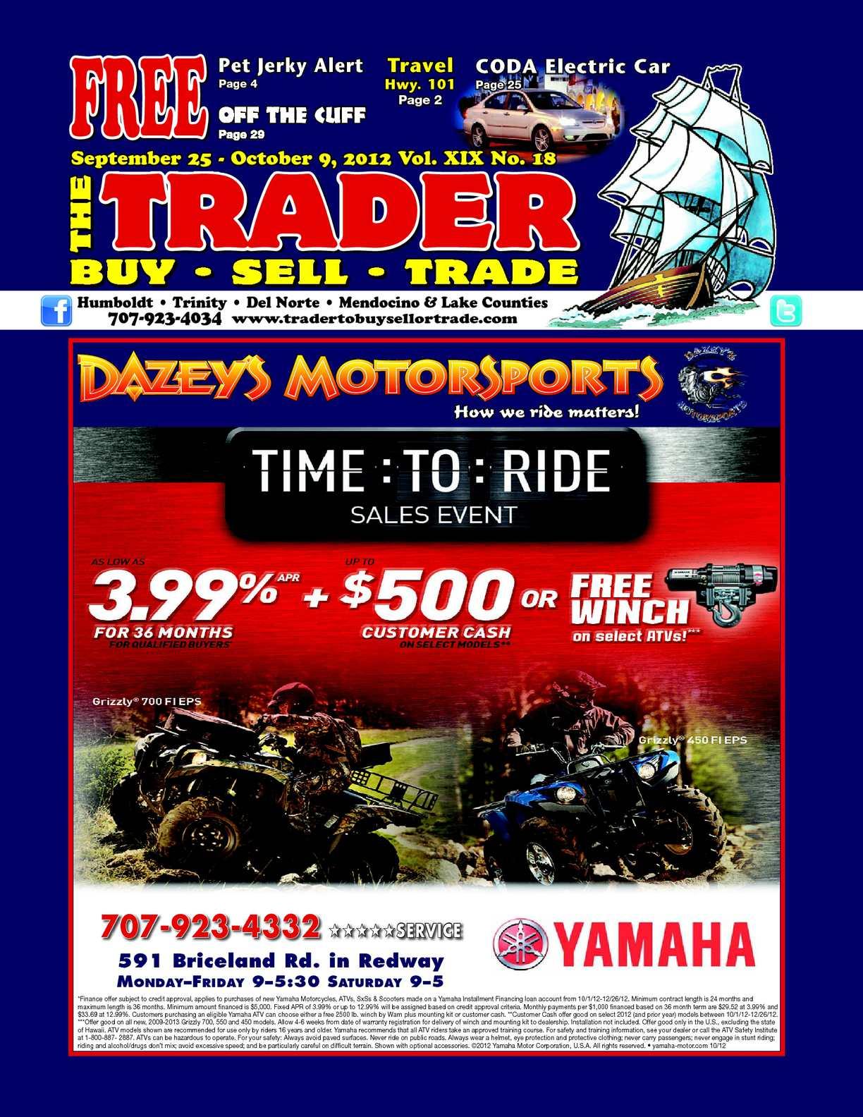 Calaméo - The Trader NorCal 092512