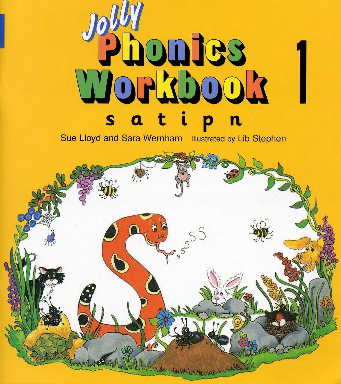 Jolly Phonics Workbook 1 pdf - CALAMEO Downloader