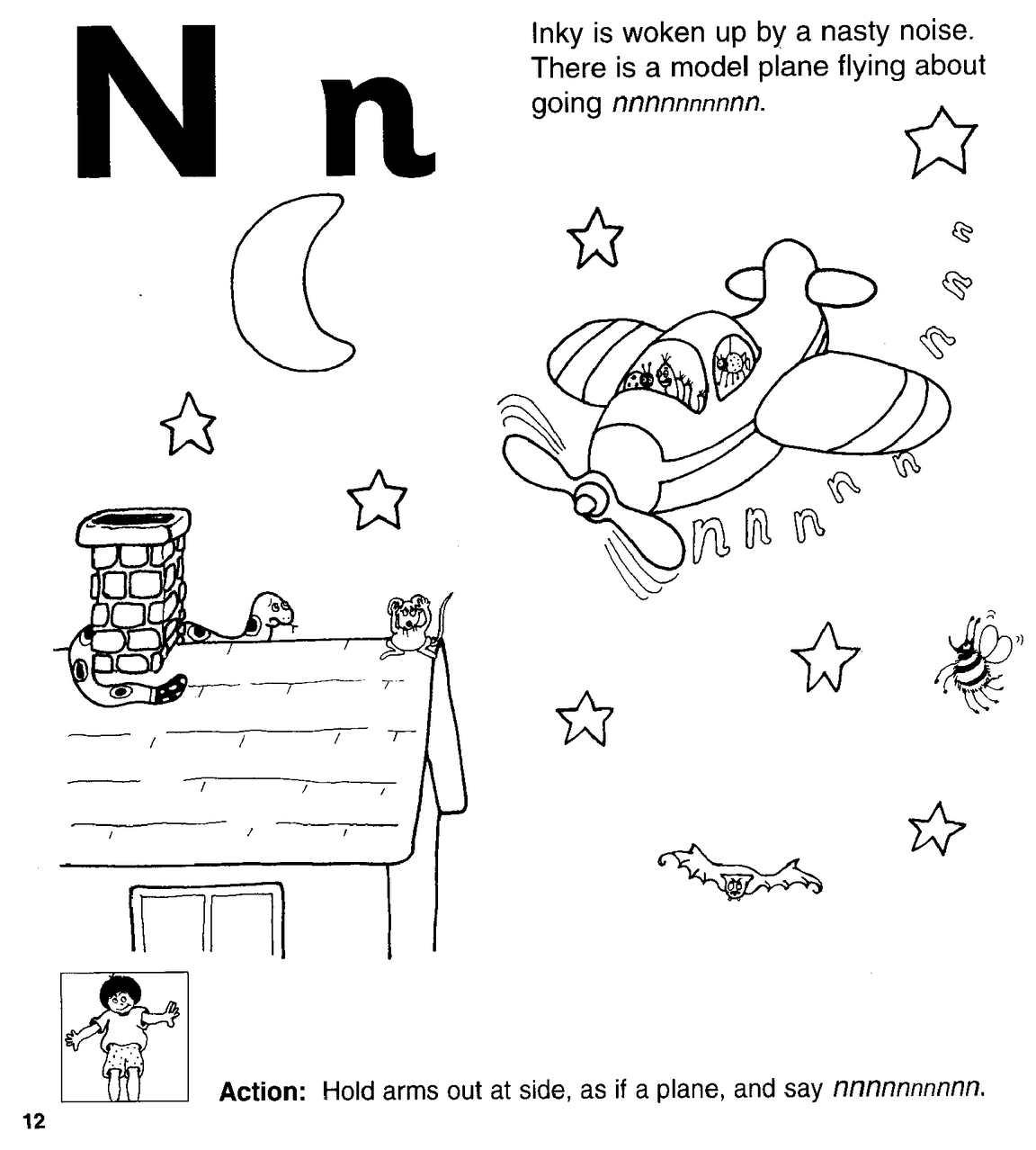 Jolly Phonics Workbook 1 Pdf Calameo Downloader