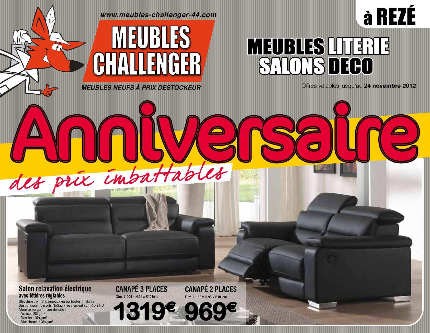 Mousse Polyuréthane 30 Kg M3 Canapé calaméo - meubles challenger anniversaire