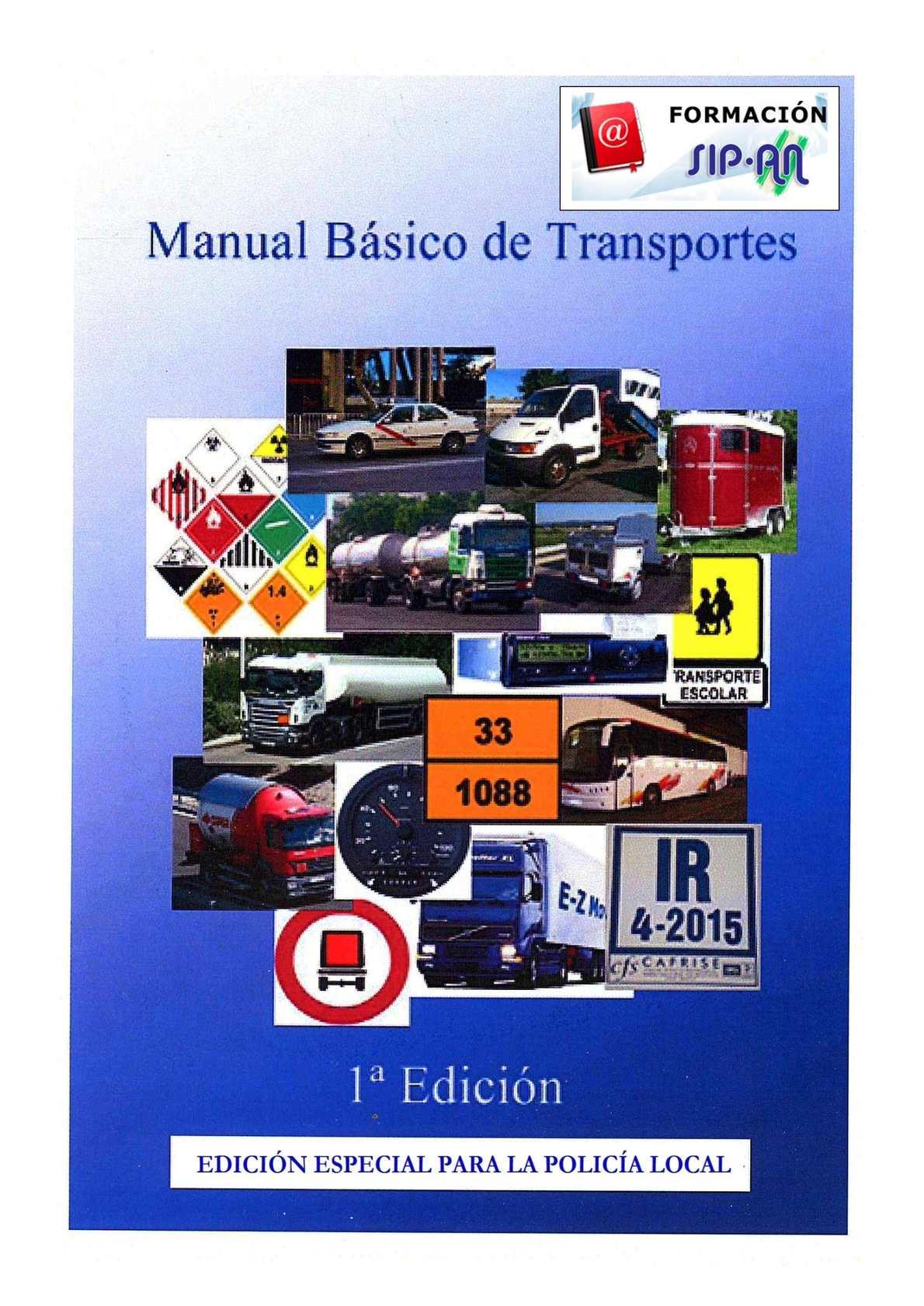 Calaméo - MANUAL BÁSICO DE TRANSPORTES PARA POLICÍA LOCAL ...
