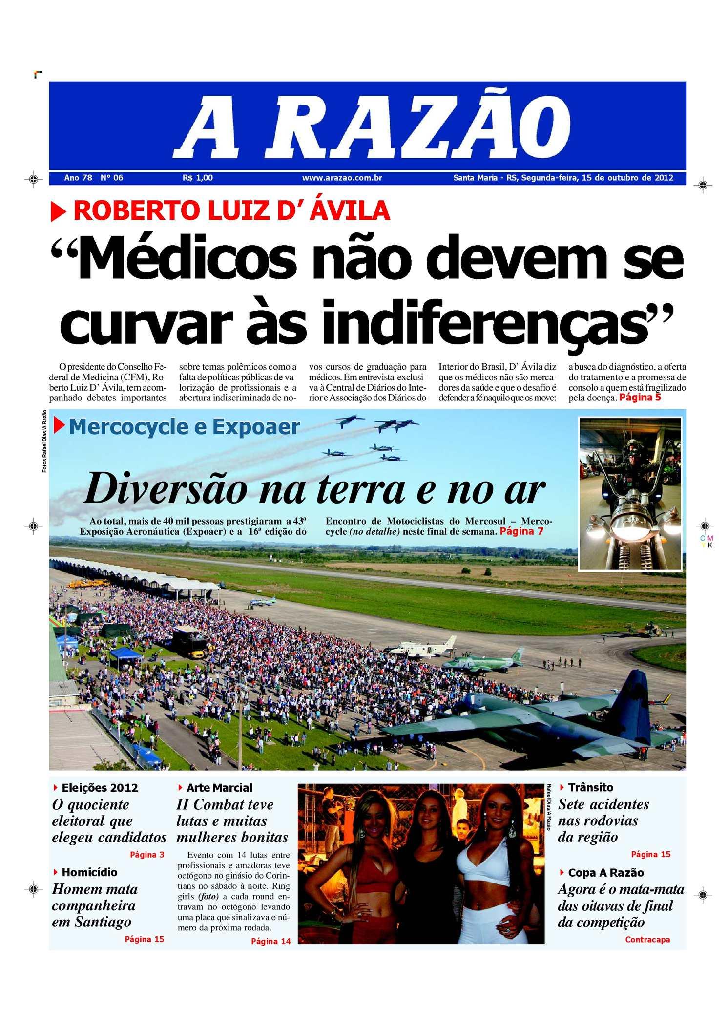 Calaméo - Jornal A Razão Santa Maria - 15102012 330c3777b4