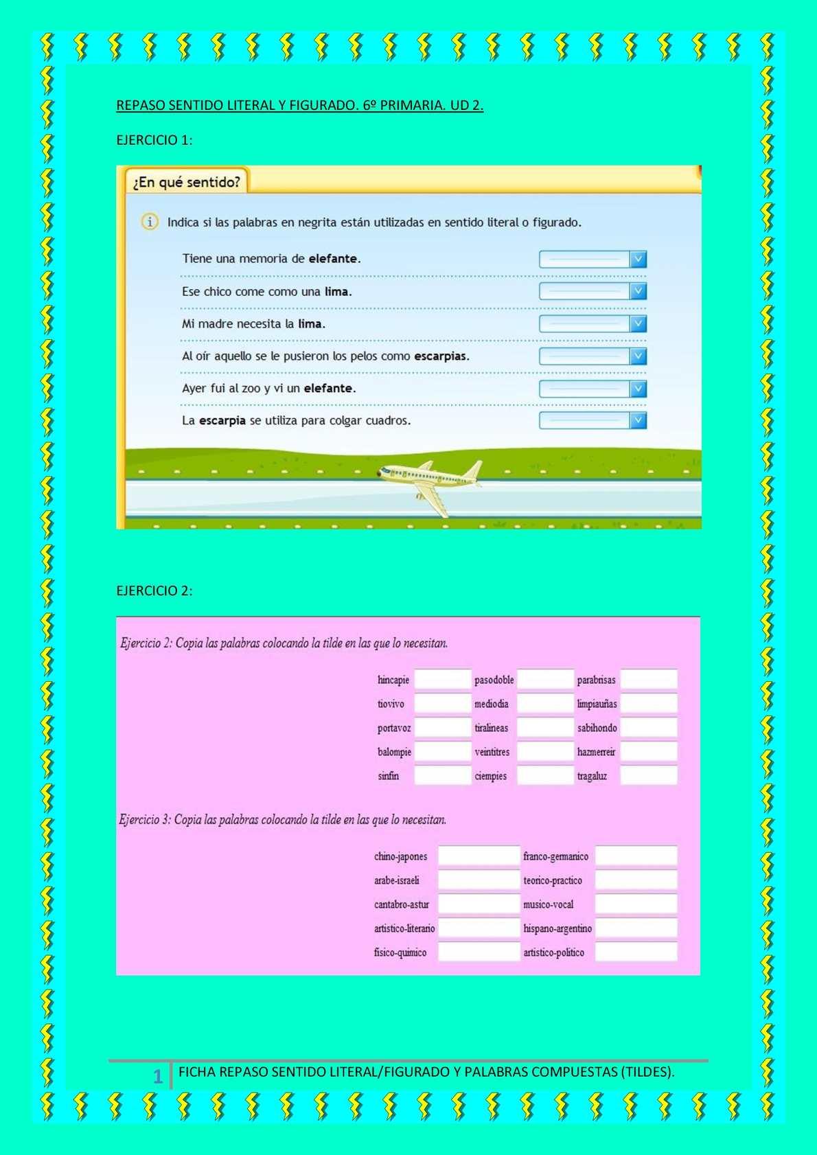 ejercicios multiplicaciones 2 primaria pdf