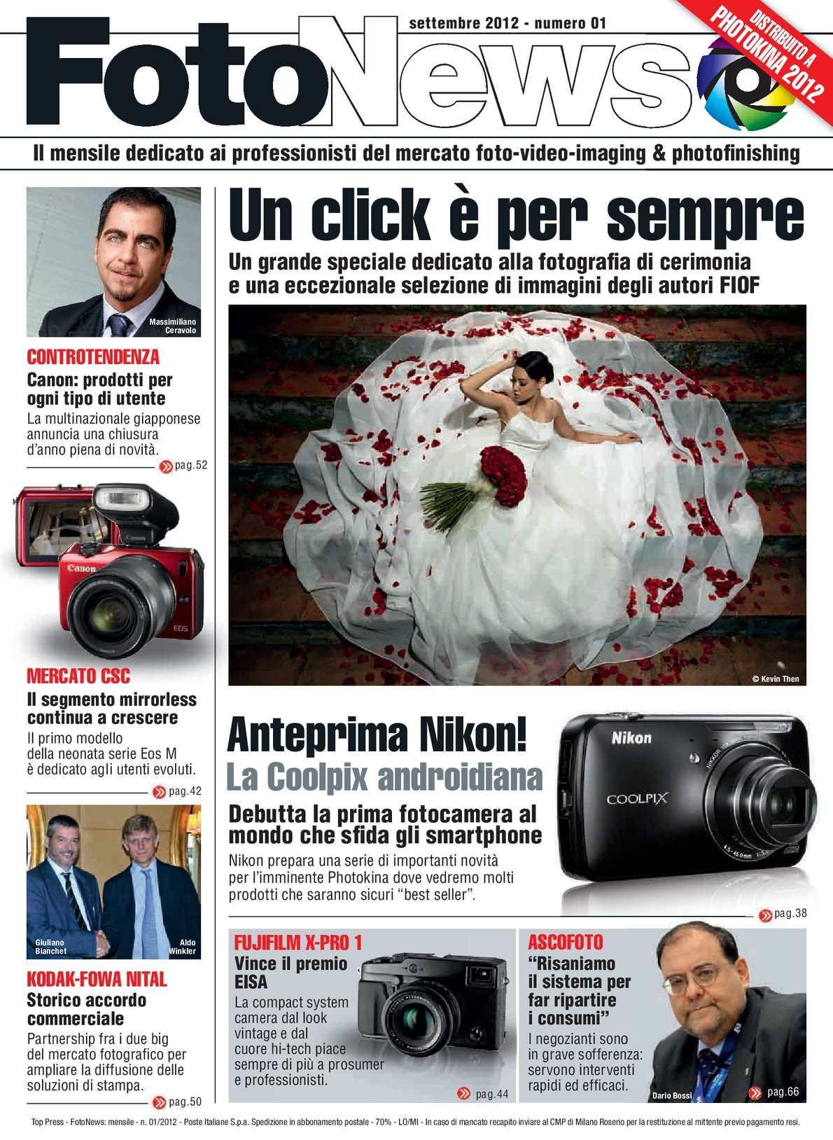 FotoNews 01 settembre 2012
