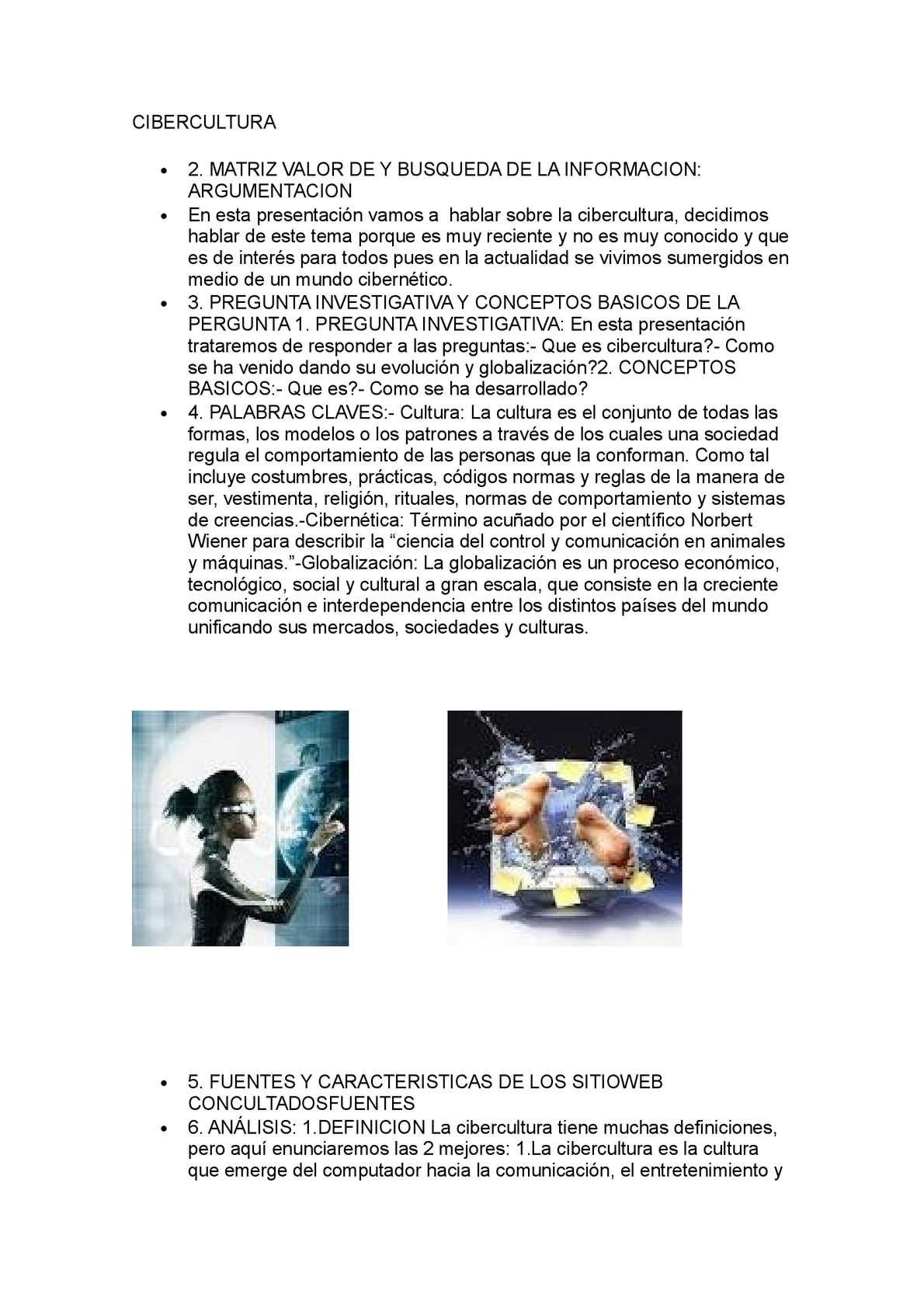 CONCEPTO DE CIBERCULTURA PDF DOWNLOAD