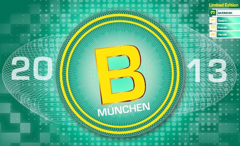 big sale 7439f 7f693 Calaméo - BAROMETER München 2013
