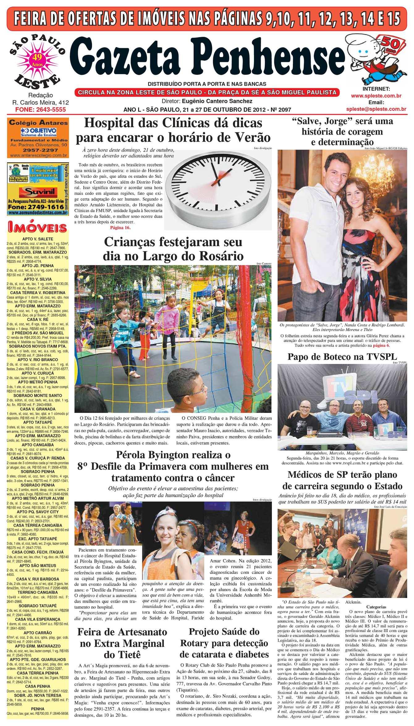 Calaméo - Gazeta Penhense - 21 a 27 10 12 - edição 2097 e8a2dd2ca1b15