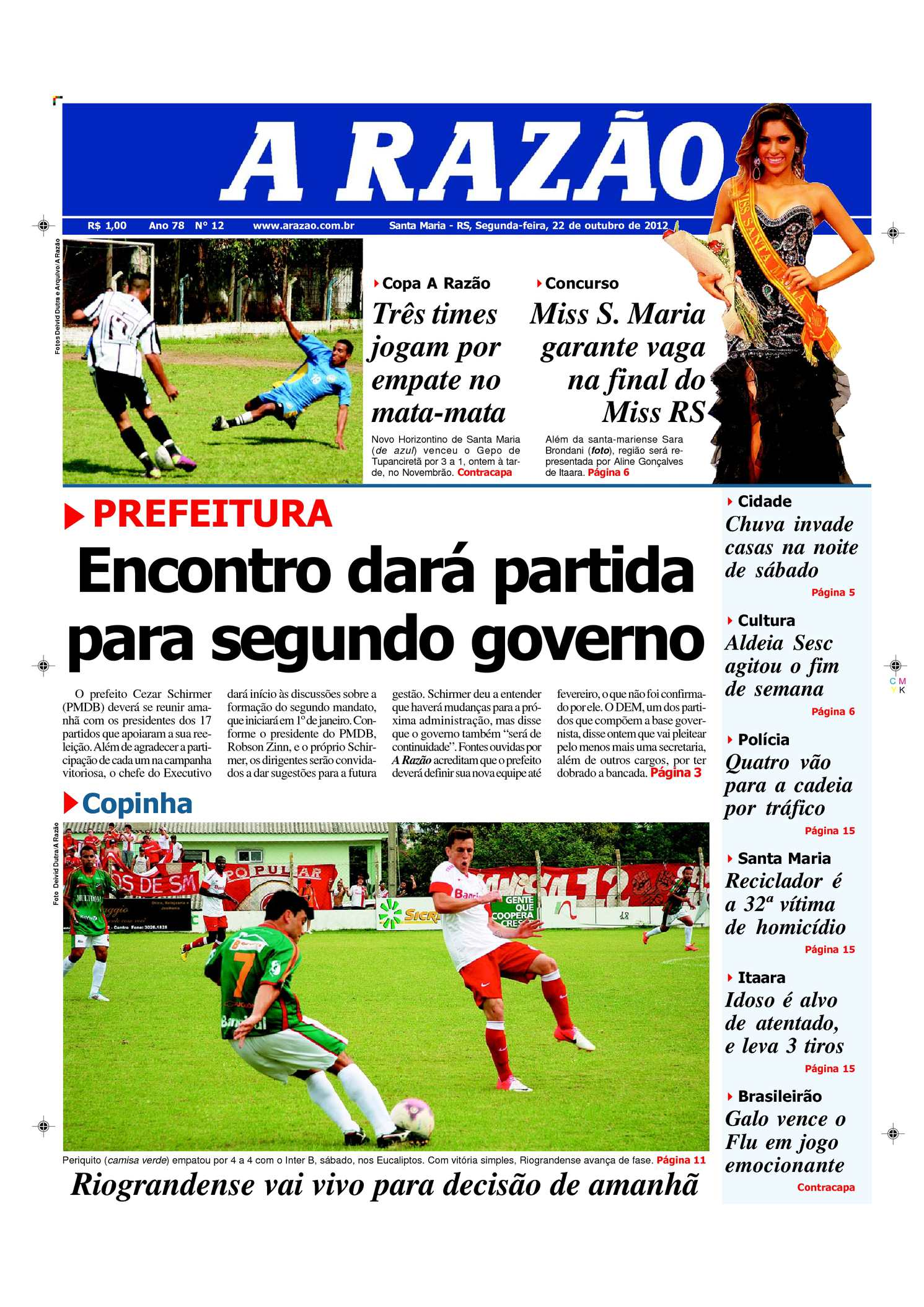 421dc26c04ffa Calaméo - Jornal A Razão Santa Maria - 22102012