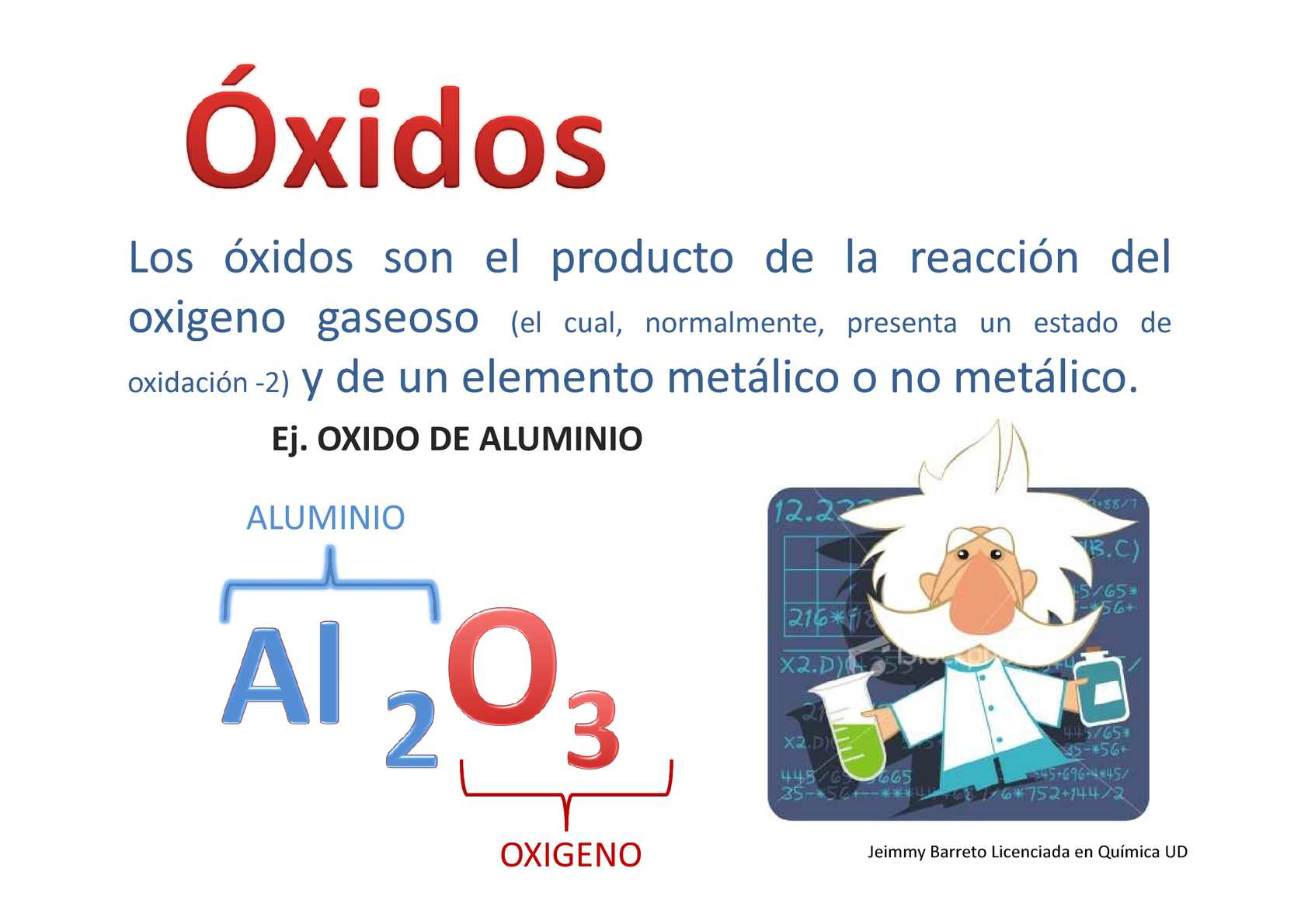 Calaméo - ÓXIDOS