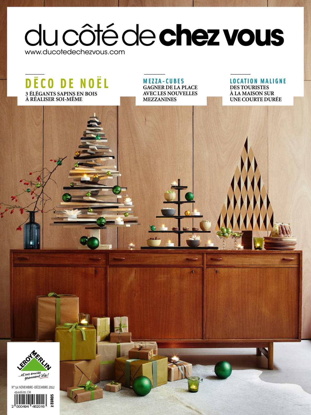 Calaméo Du Côté De Chez Vous N54 Novembre Décembre 2012