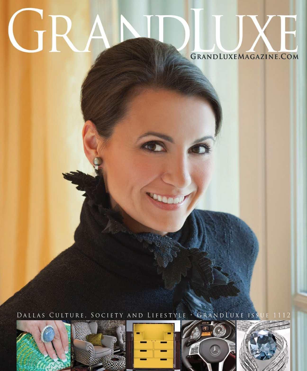 Jennifer Leigh Hammon calaméo - grandluxe issue 1112