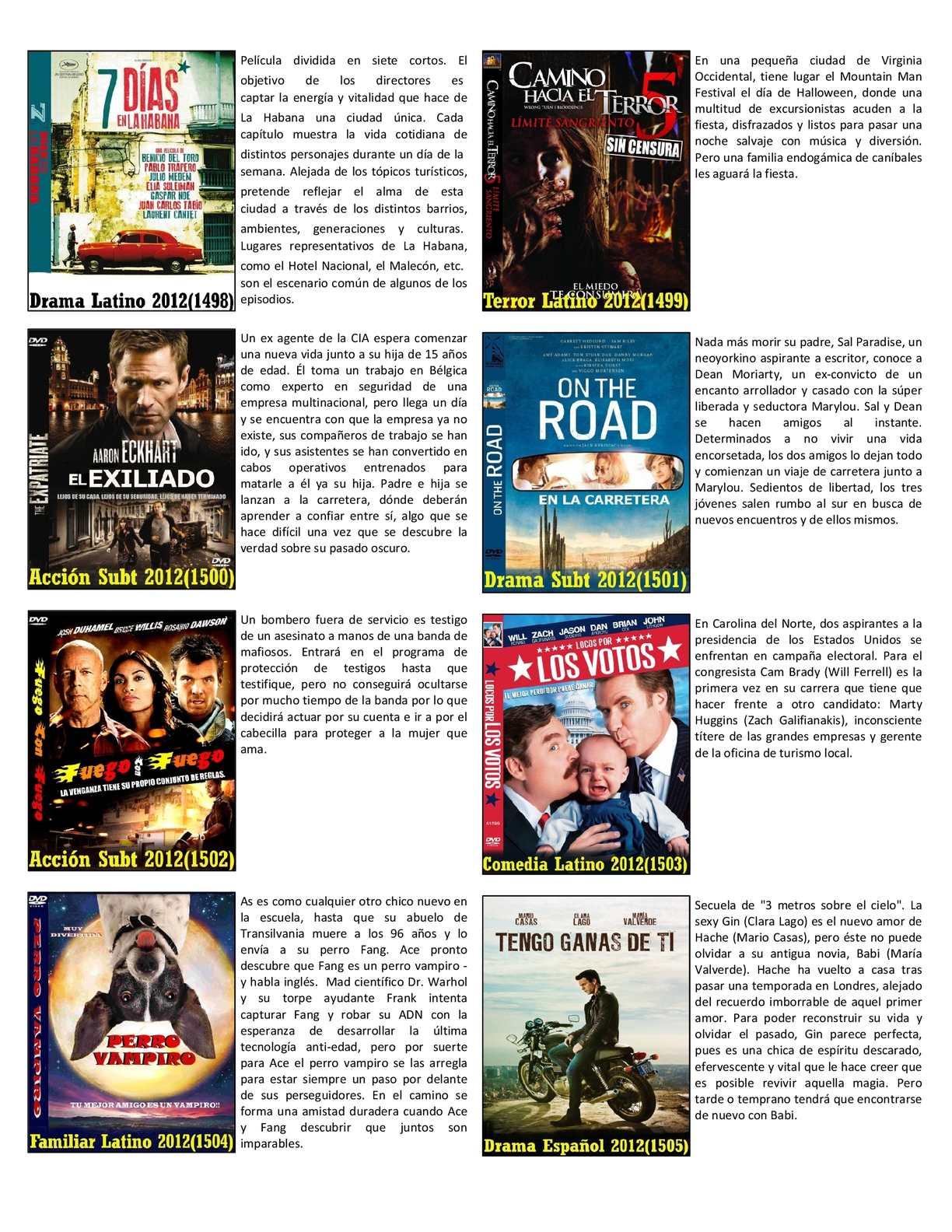 Pelicula Porno Sala Di Posa calaméo - catalogo de películas