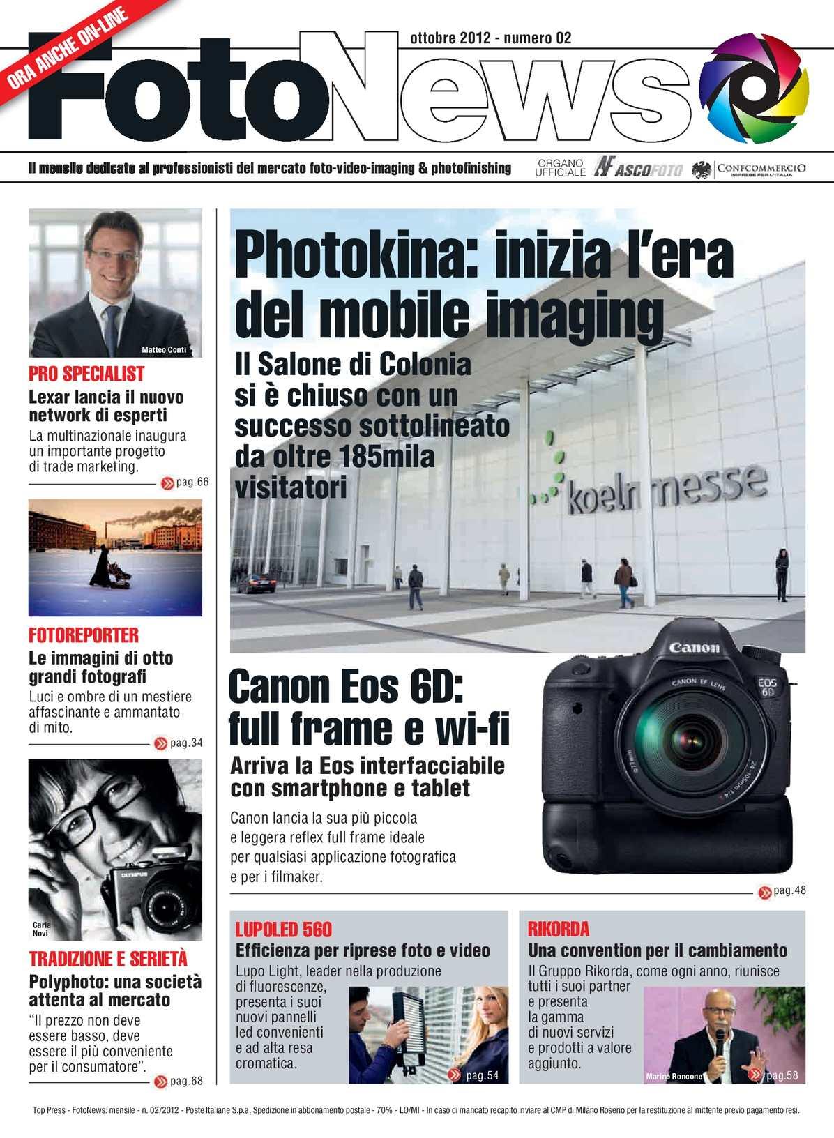 FotoNews 02 ottobre 2012