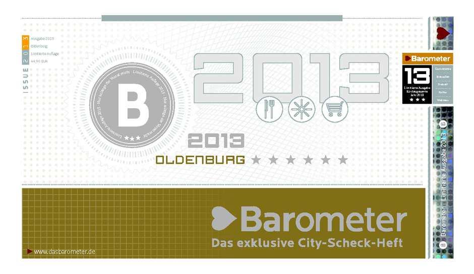 4cdd62f9a67b2 Calaméo - BAROMETER - Ausgabe Oldenburg 2013