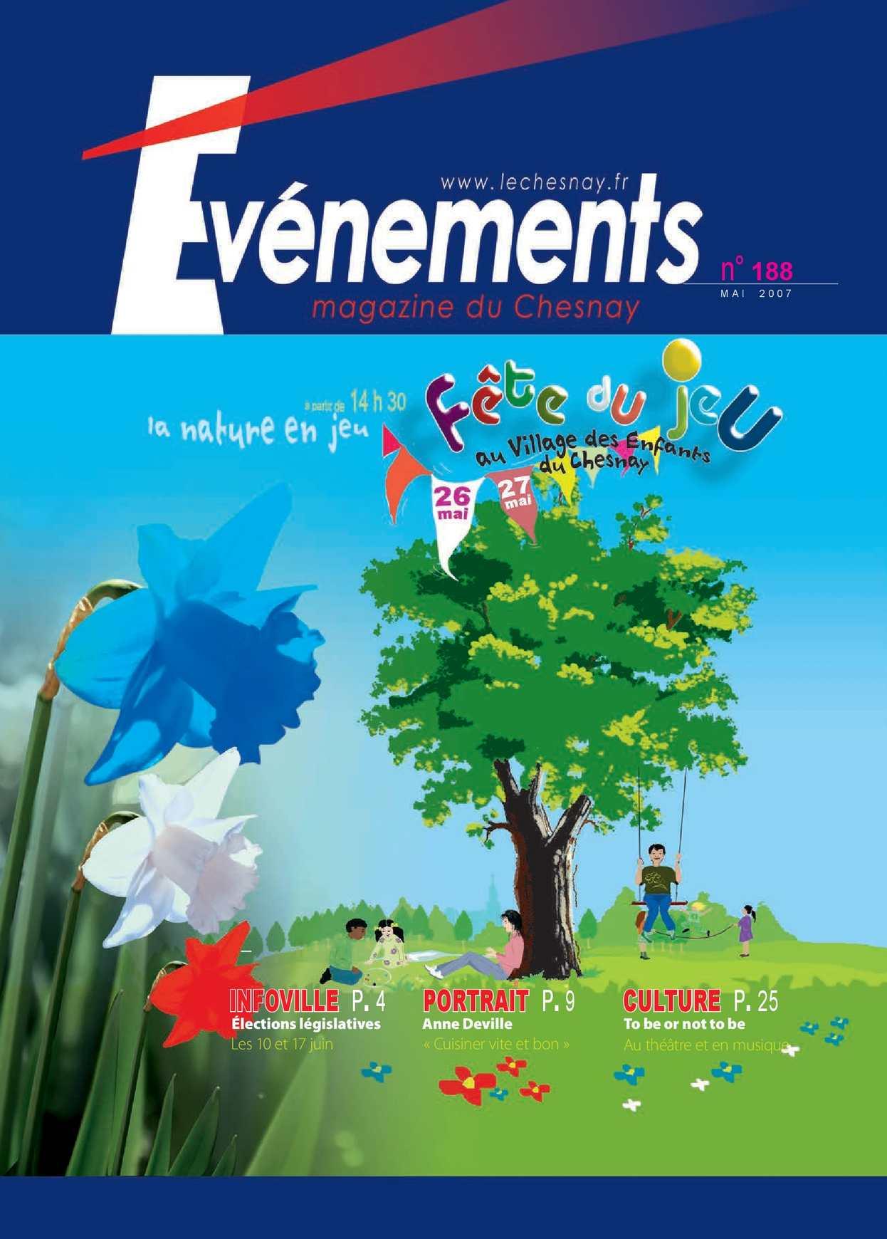 Le Rendez Vous Enchanté Le Chesnay calaméo - evènements n° 188