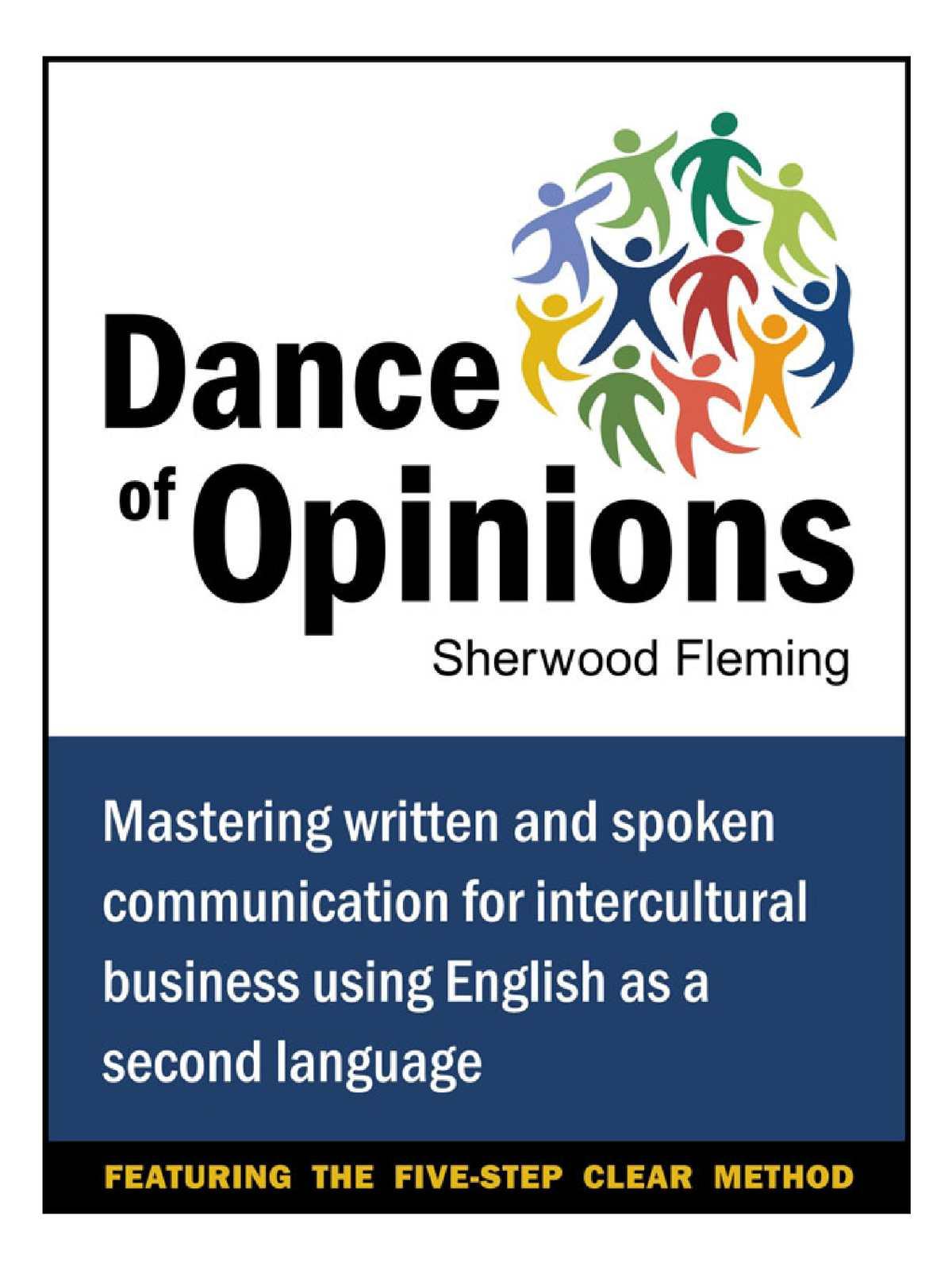 Calaméo - Intercultural Communication: Dance of Opinions