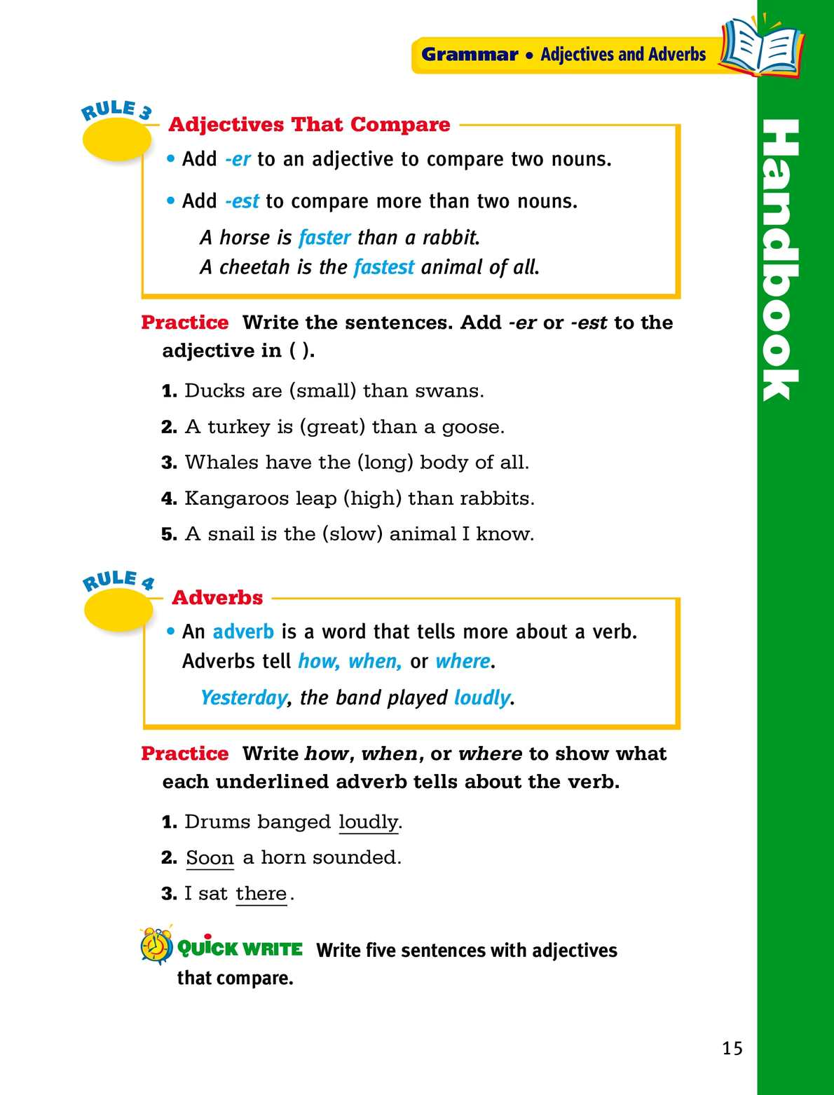 Grammar and Writing Handbook SE G2 - CALAMEO Downloader