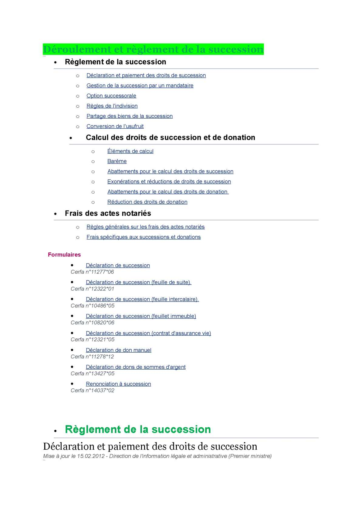 formulaire 2706
