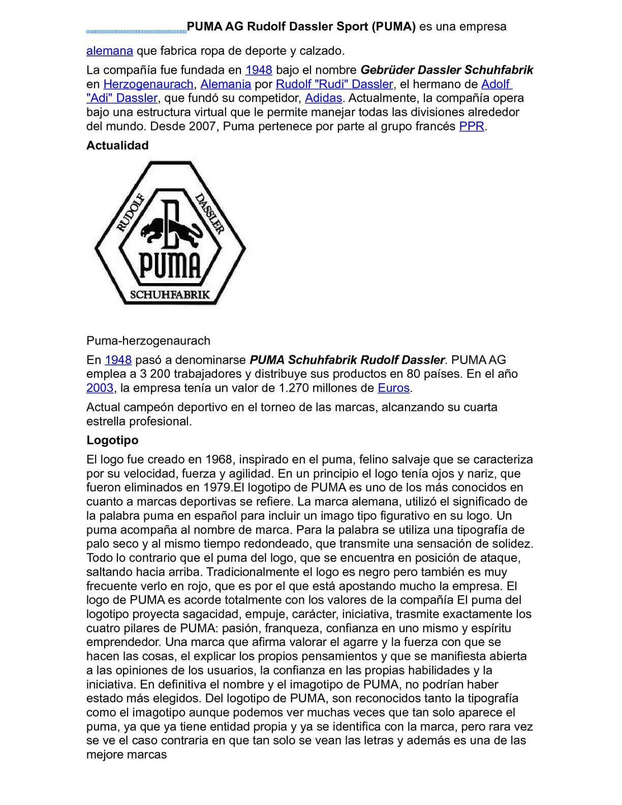 Calaméo - Empresa Puma f09497d05977b