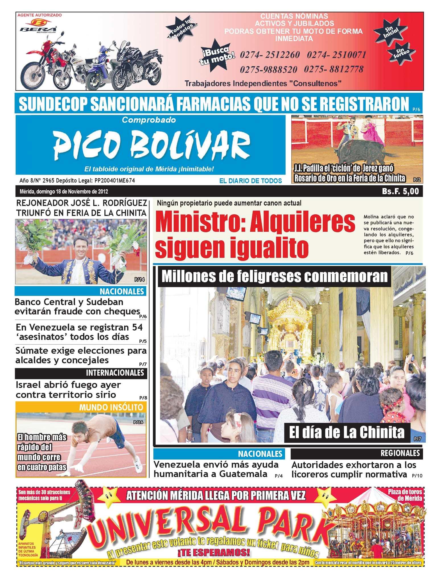 Calaméo 18 11 2012