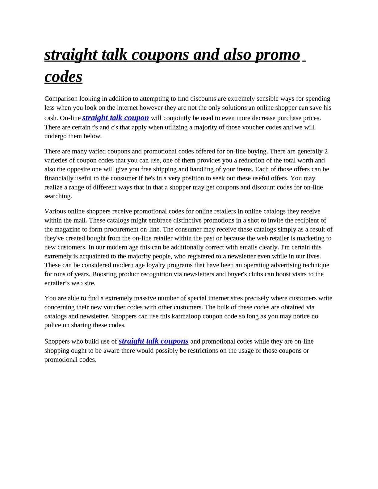 coupon notice code buy