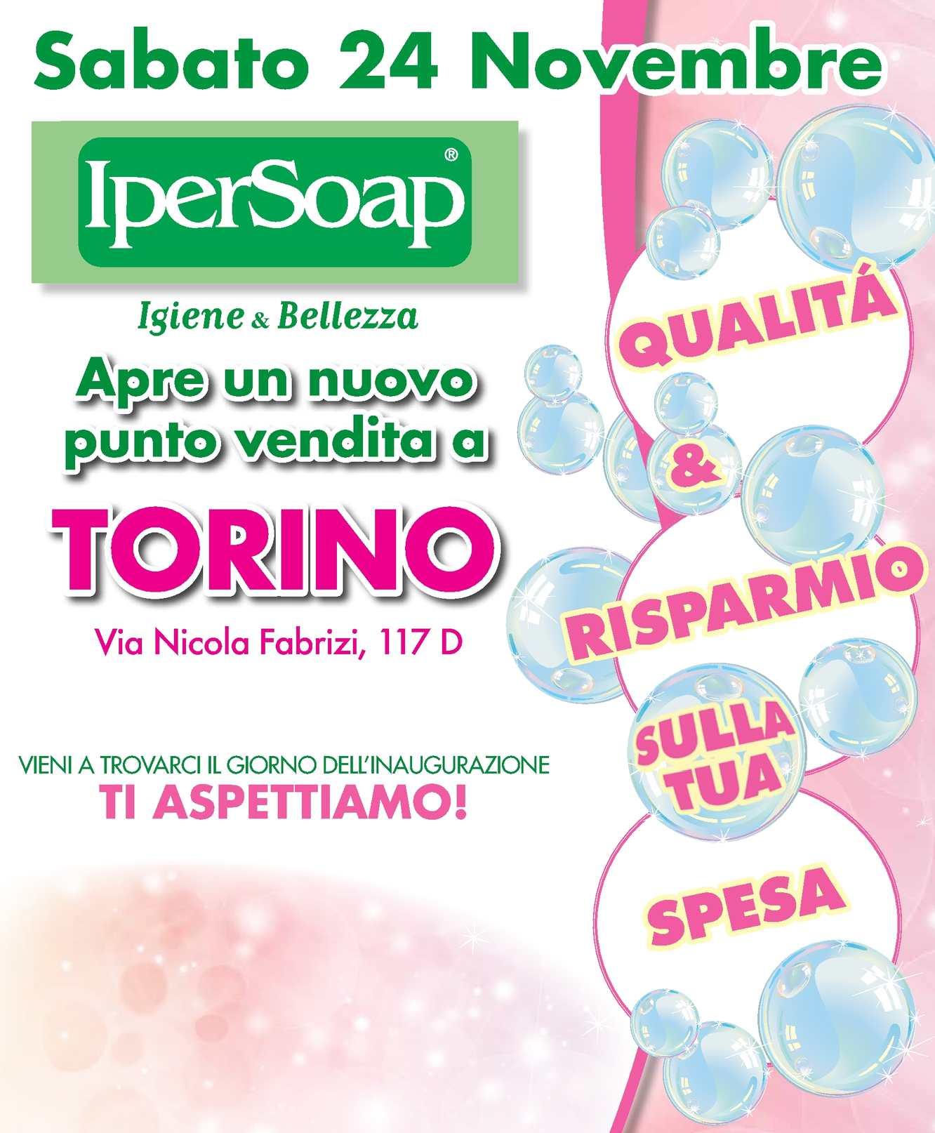 Calaméo - Nuovo punto vendita a Torino