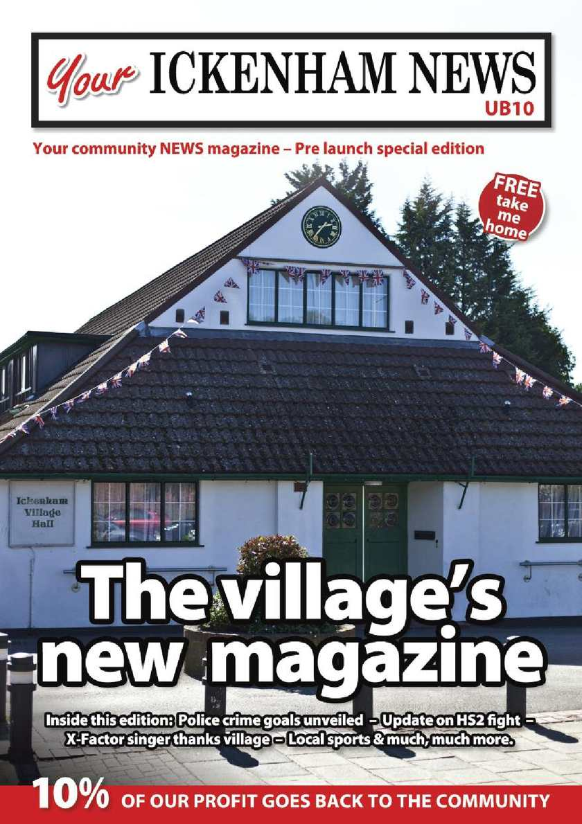 Calameo Your Ickenham News December Edition
