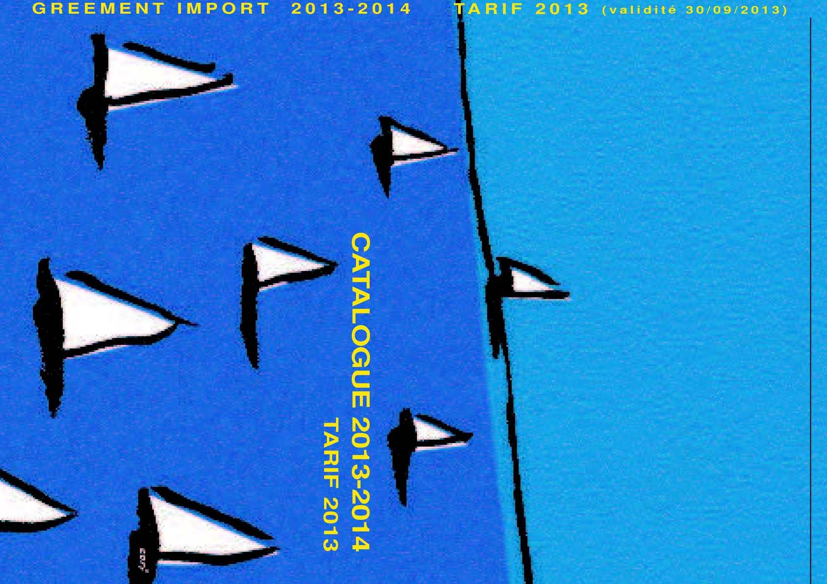 Calaméo - Catalogue Greement Import 2013-2014 322bf22a666