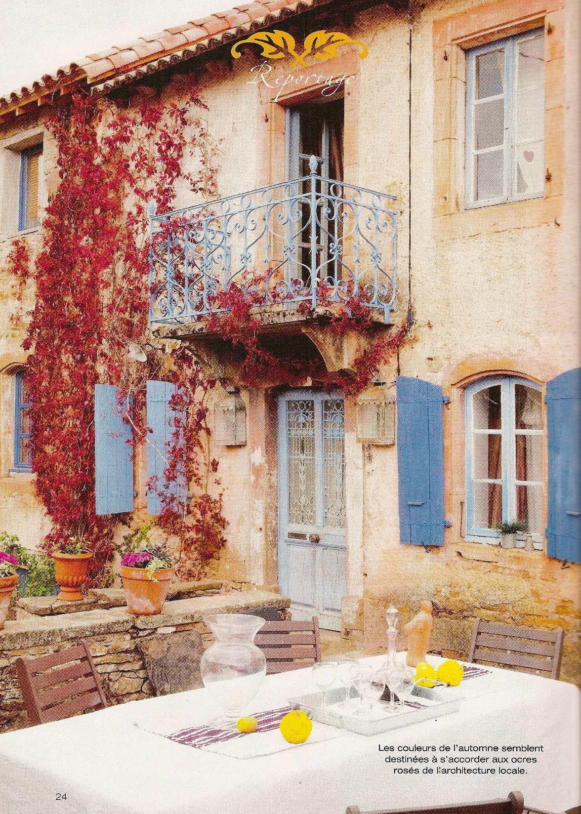Maison A Vivre Campagne calaméo - maison à vivre campagne - la maison bleue - sophie
