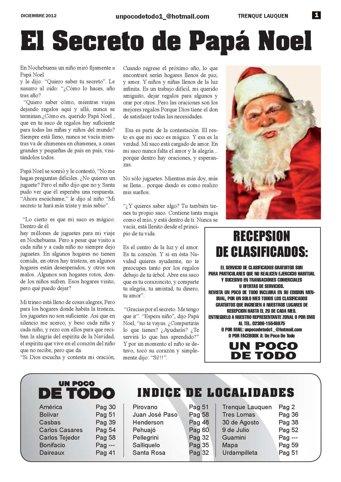 Un Diciembre 2012 Poco Calaméo De Todo Revista nk0wOP