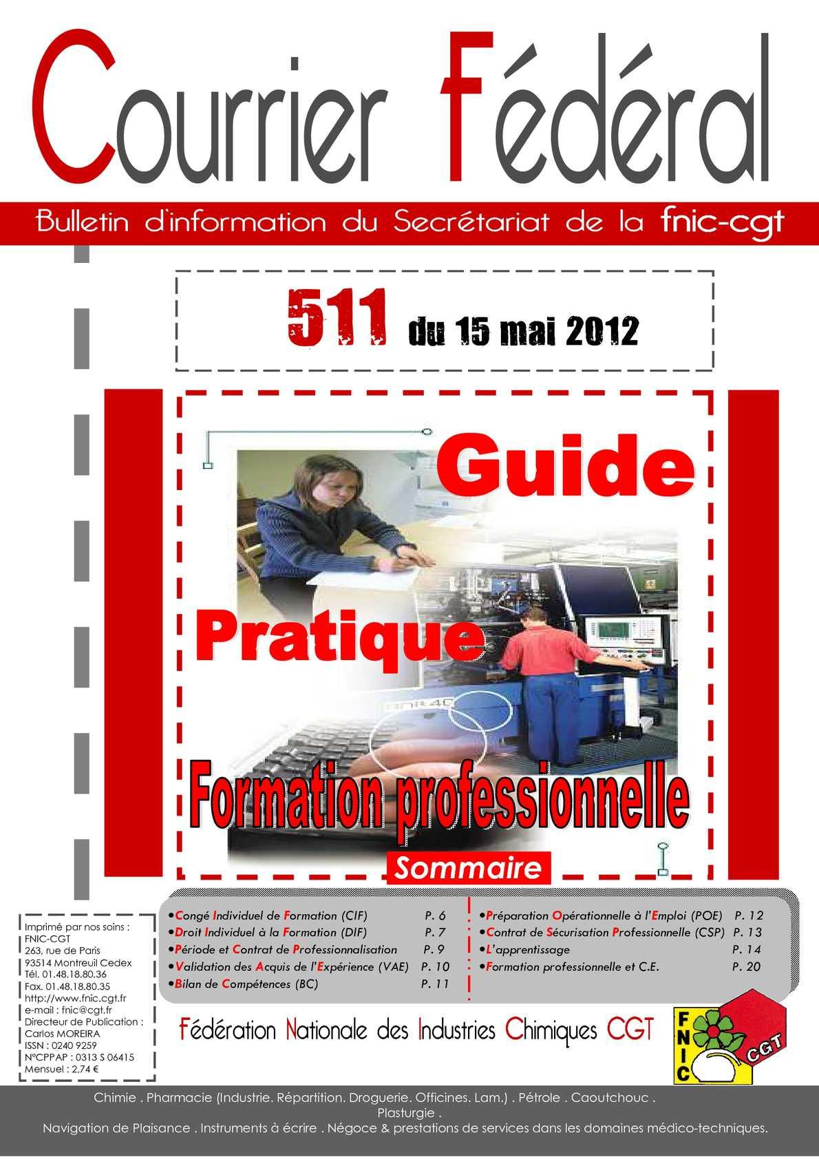 Calameo 4 3 Formation Professionnelle