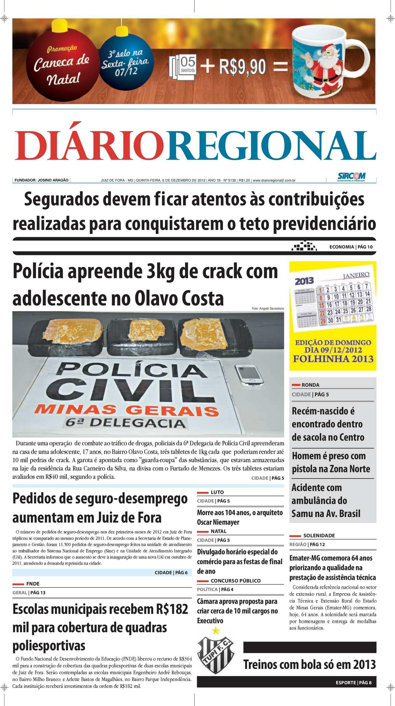 b623ed15d0 Calaméo - Edição 06 12 2012