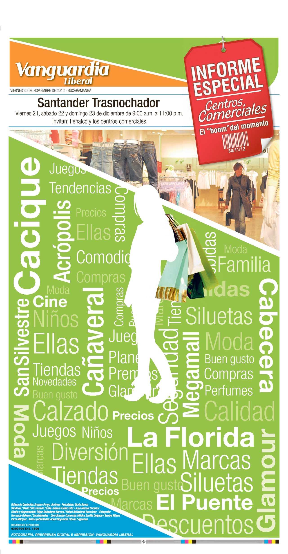 0a82ae351 Calaméo - Informe Especial Centros Comerciales