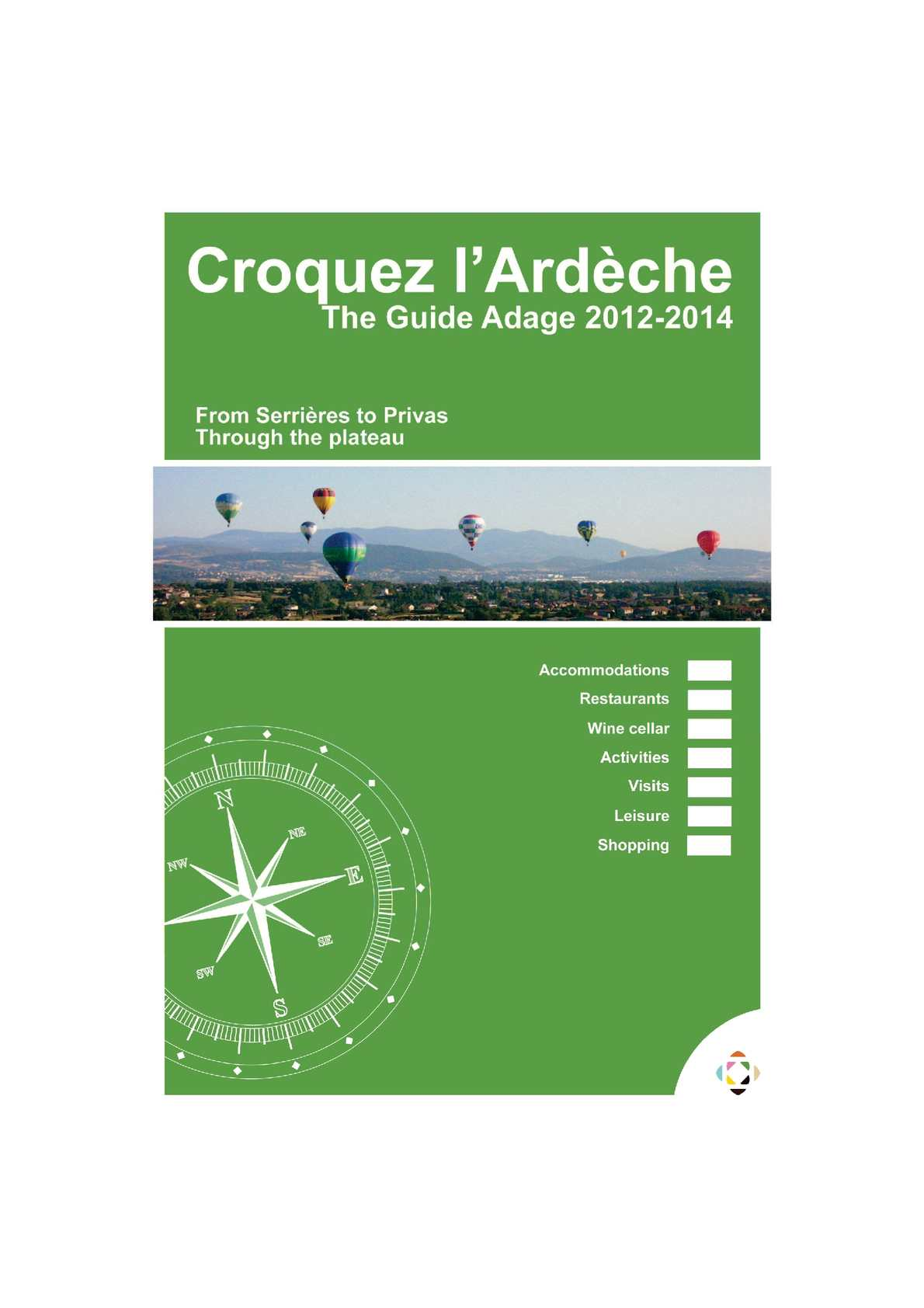 Calaméo - Guide croquez l'Ardèche