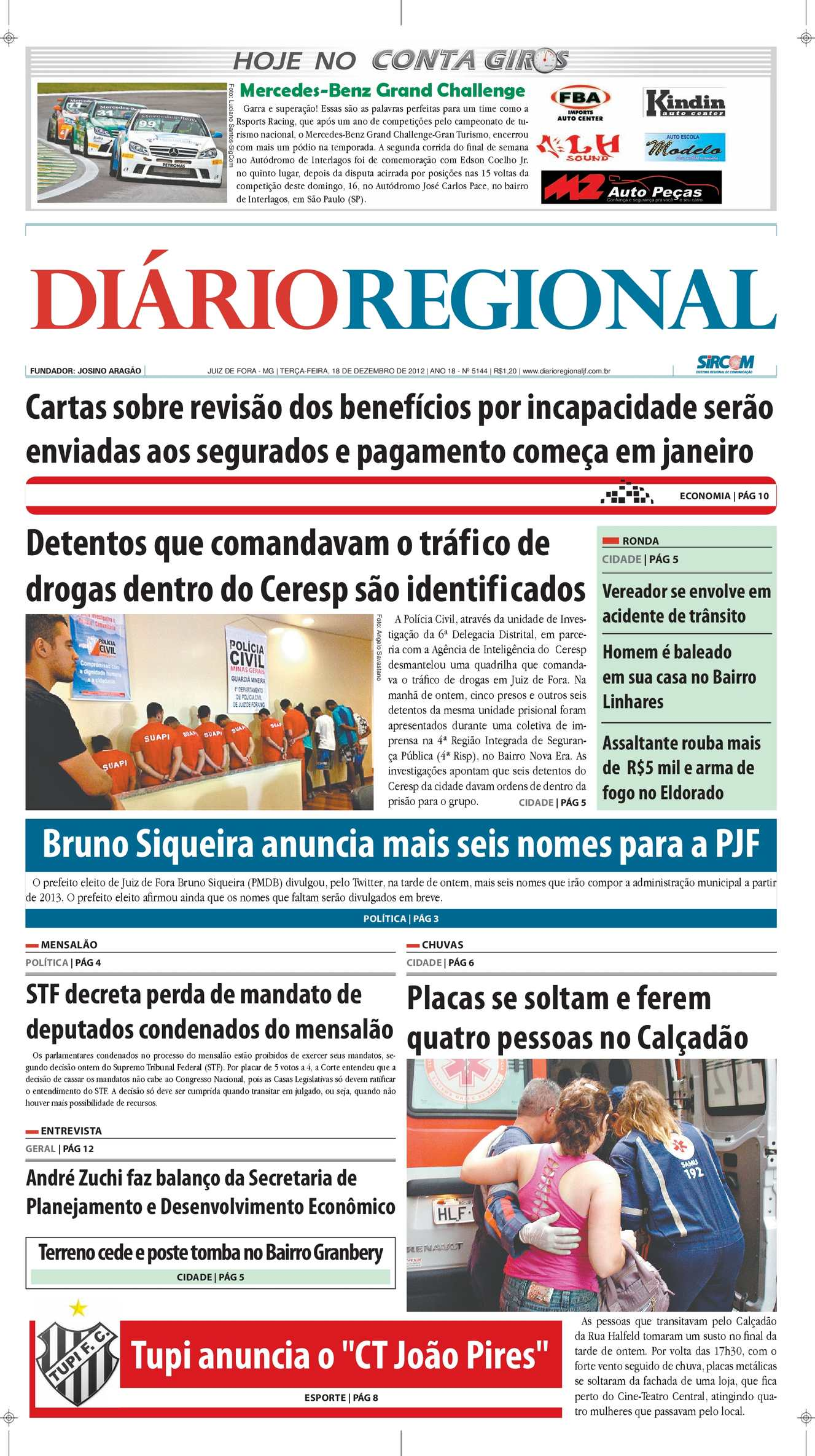 Calaméo - Edição 18 12 2012 b477cb9ddd223