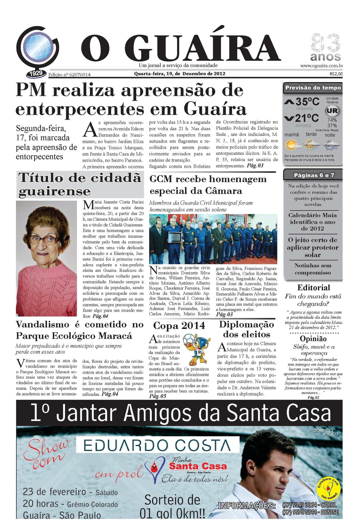 41e9e7c536a Calaméo - Jornal 19 12 2012