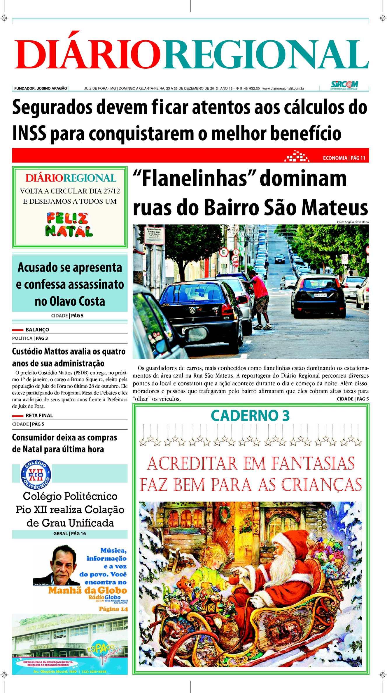 Calaméo - Edição 23 a 26 12 2012 726bf35b75