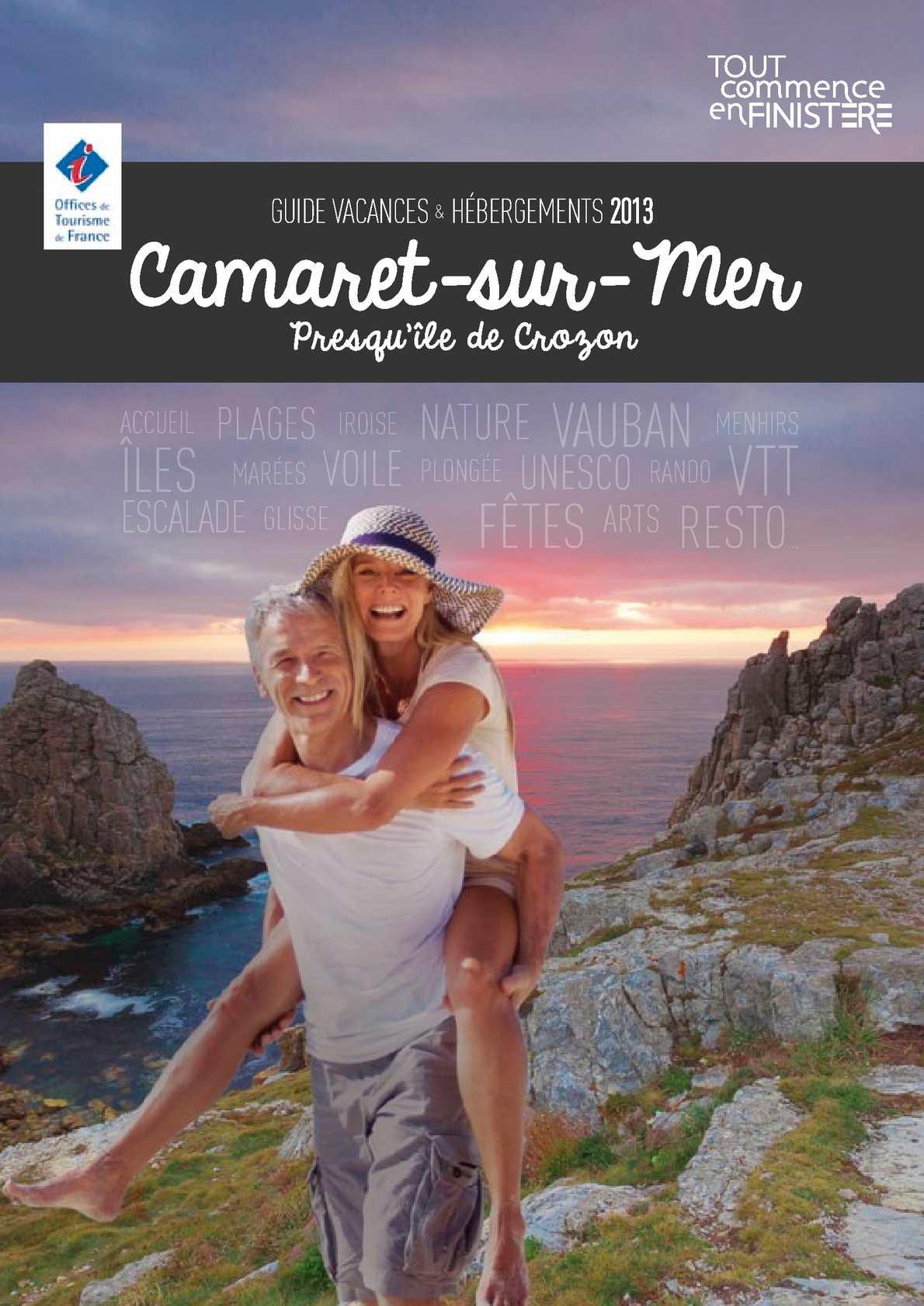 Calaméo Guide Vacances Et Hébergements 2013