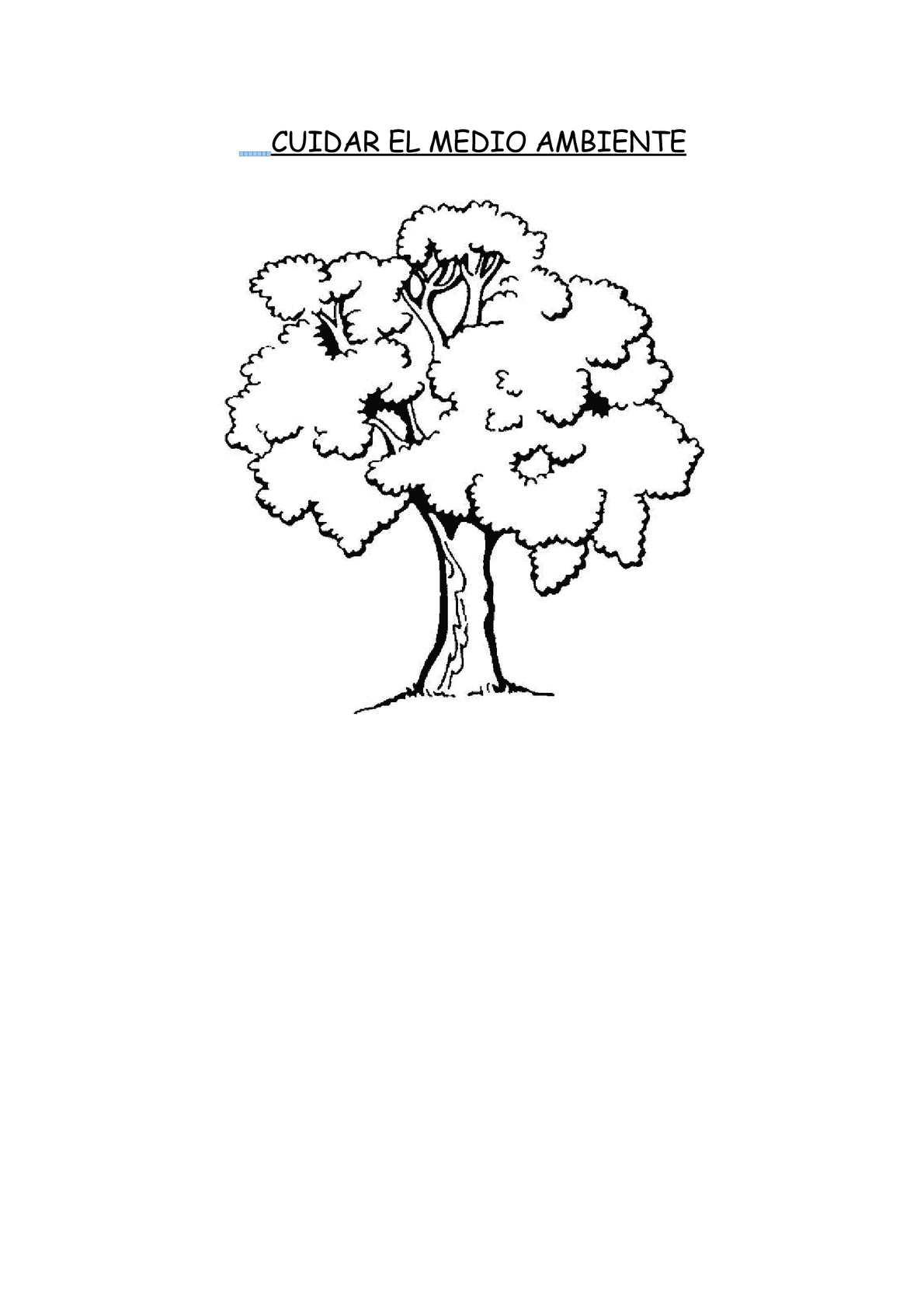Calaméo Poema Y Fichas Medio Ambiente