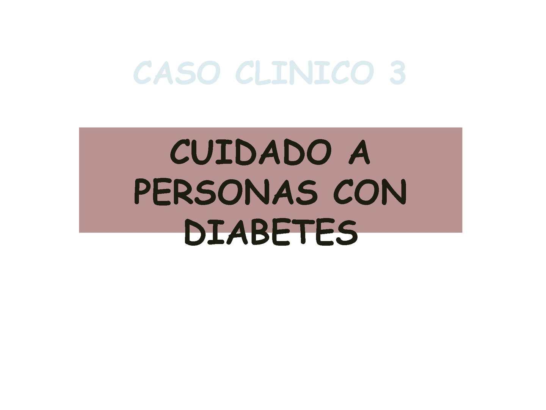 proceso asistencial integrado diabetes tipo