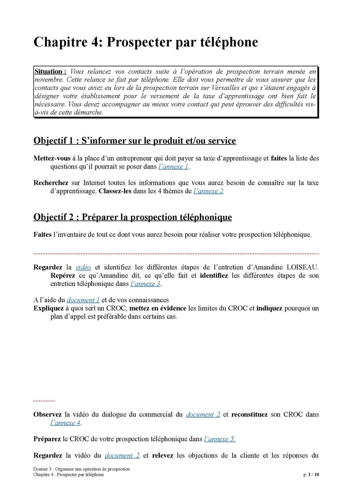 Calaméo - Chapitre 4 - Dossier élève