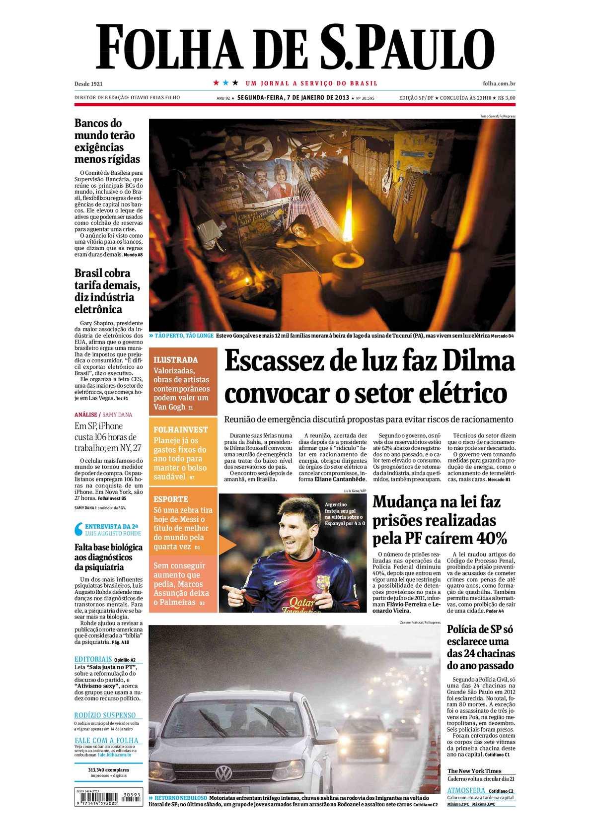 8741992c9 Calaméo - Folha de São Paulo - 07-01-2013